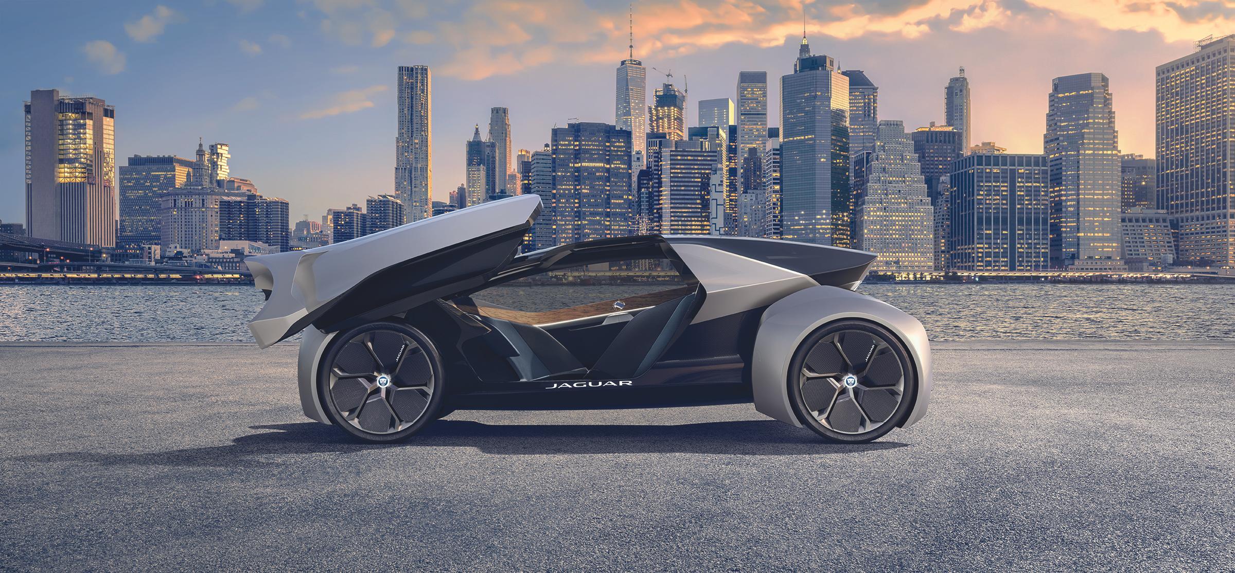 Future-type er Jaguars nyeste konsept
