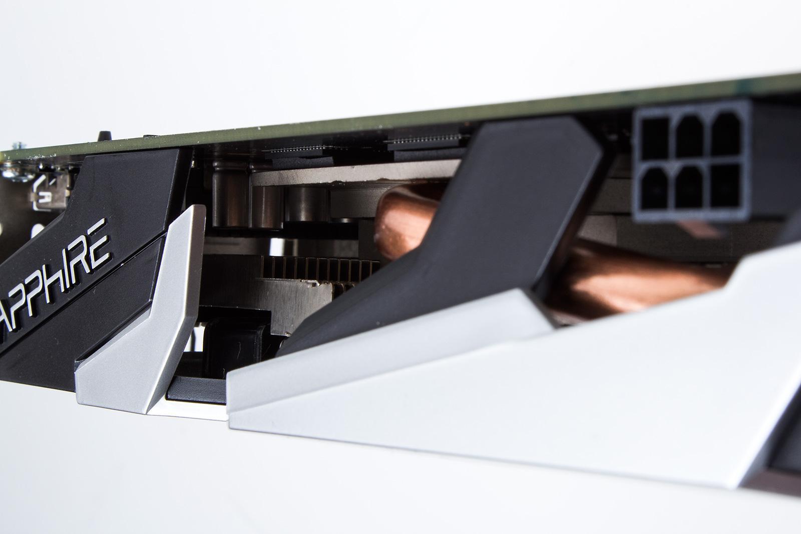 Det nye Radeon HD 7790 Krever ekstra strøm fra en 6-pins PCI-E-kabel.Foto: Varg Aamo, hardware.no
