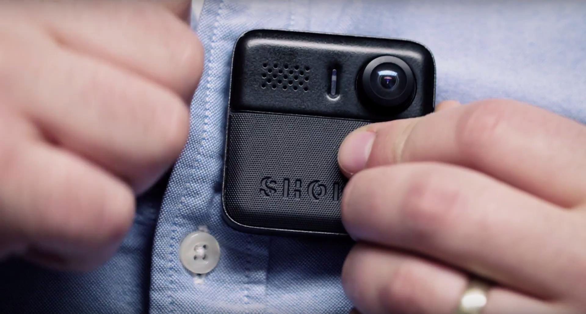 Dette kroppskameraet ble en braksuksess på Kickstarter