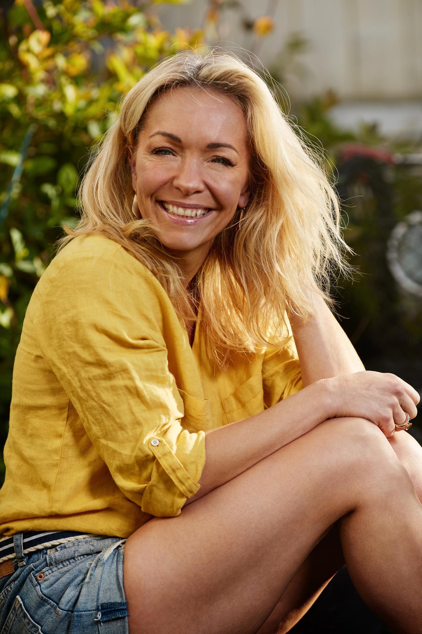 Linda Myrberg, näringsterapeut.