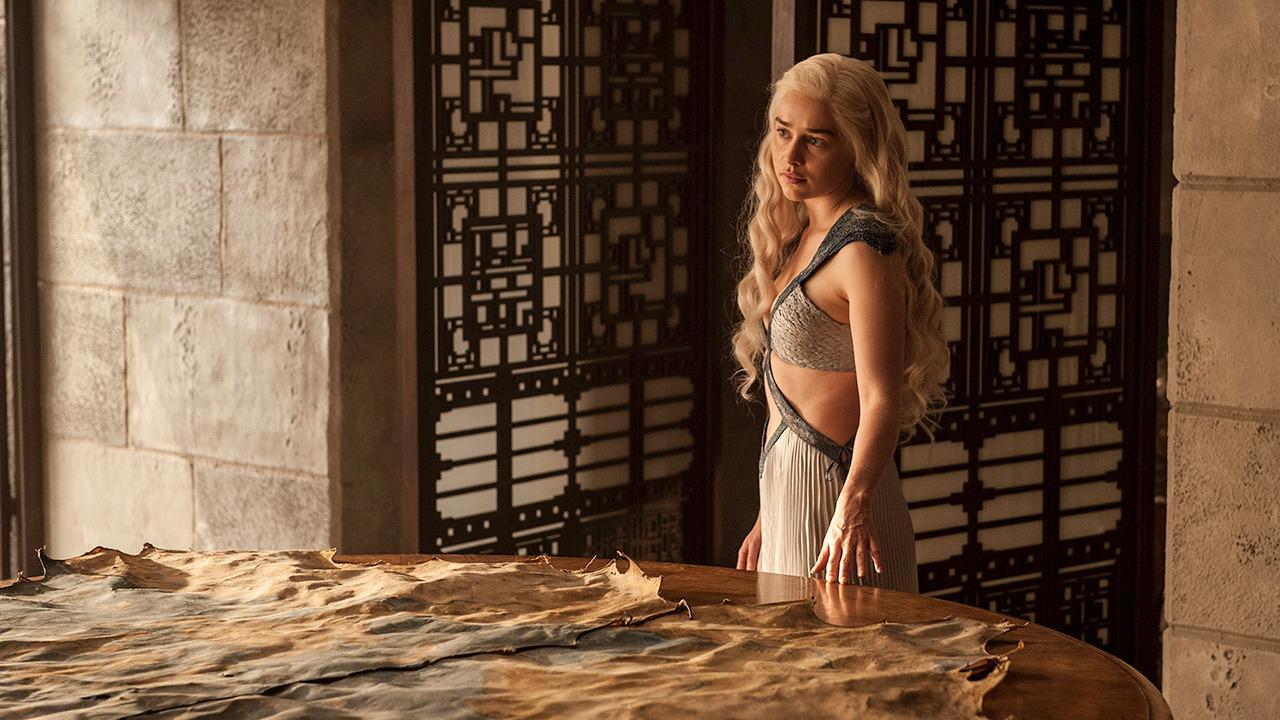 Game of Thrones får du kun nyeste episoder av på HBO. Foto: HBO