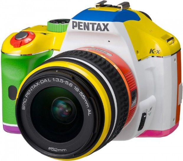 Et kamera for folk som er glad i farger
