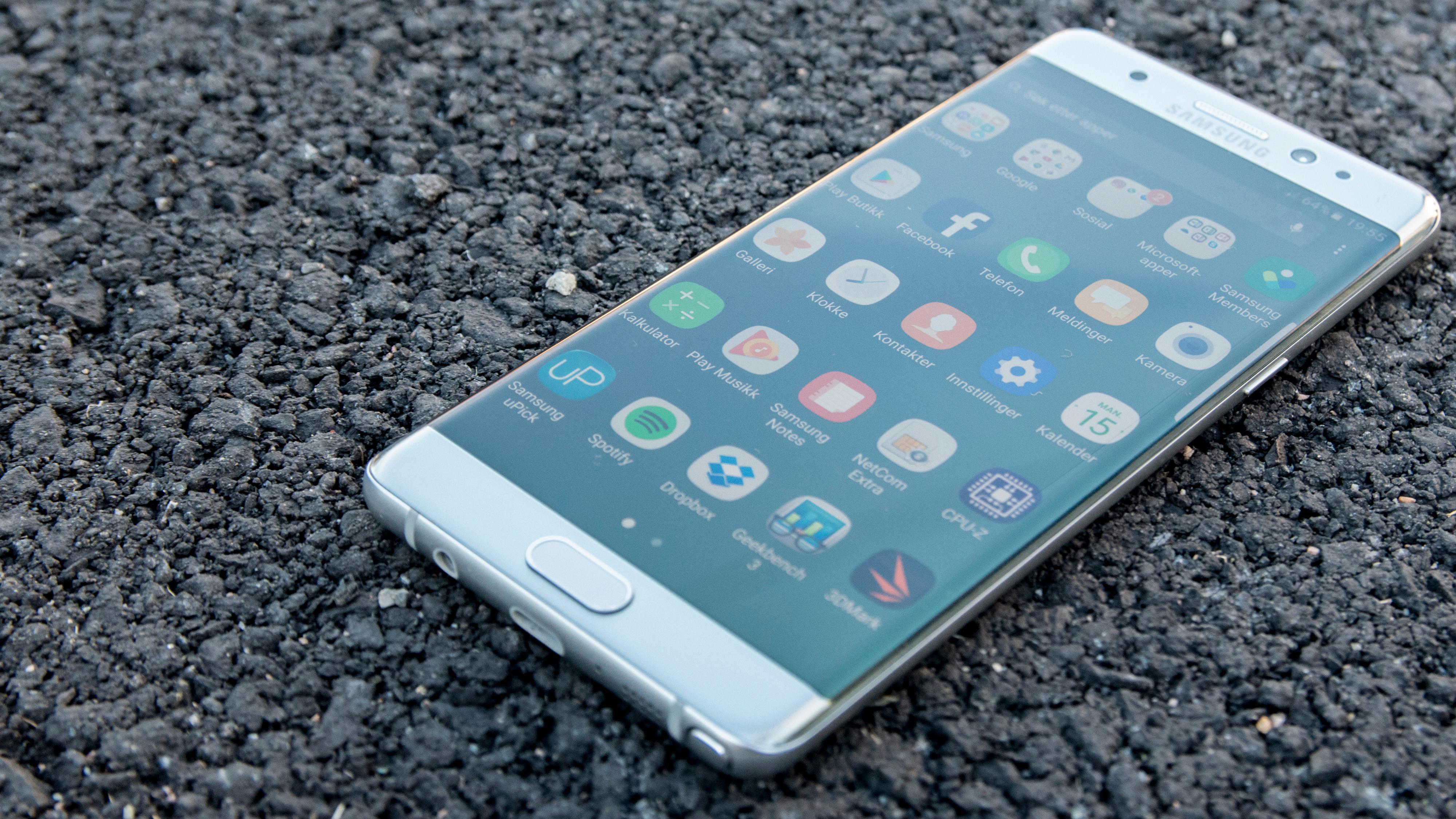 – Samsung skal snart avduke Galaxy Note 8