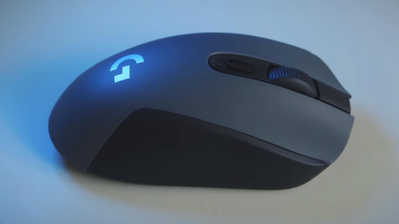 Logitech slipper trådløs spillmus som «aldri» går tom for strøm