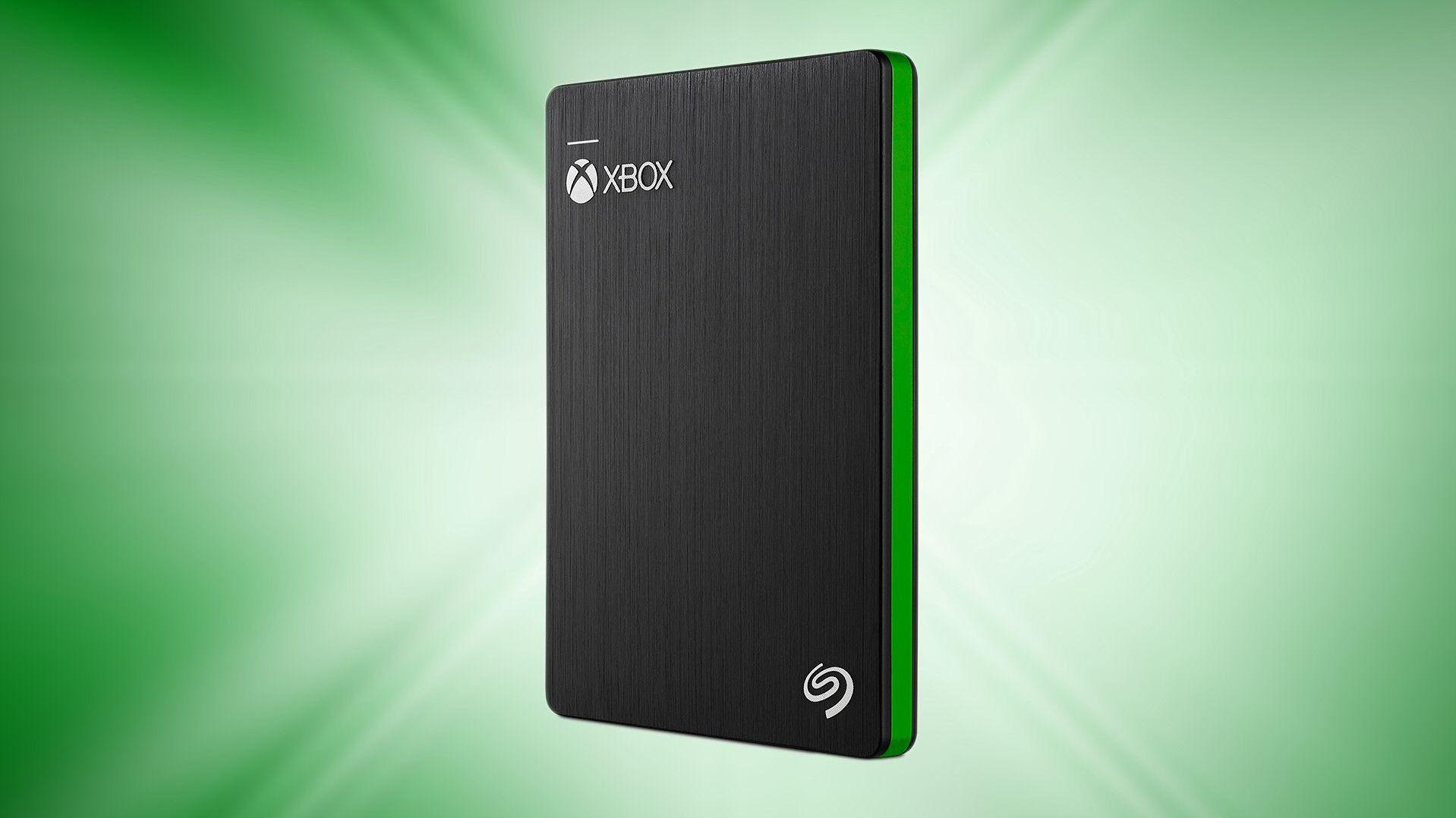 Seagates nye eksterne SSD er rettet spesielt mot Xbox-eiere
