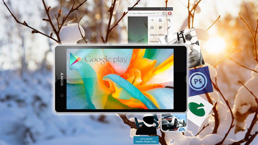 Vinterens nye Android-apper