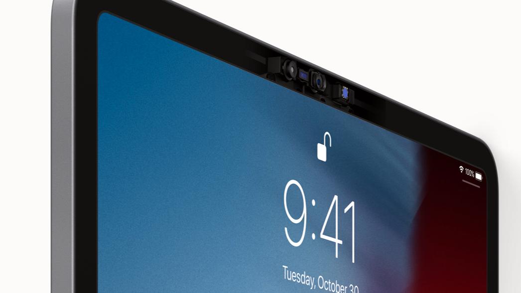 Neste MacBook kan få ansiktsgjenkjenning