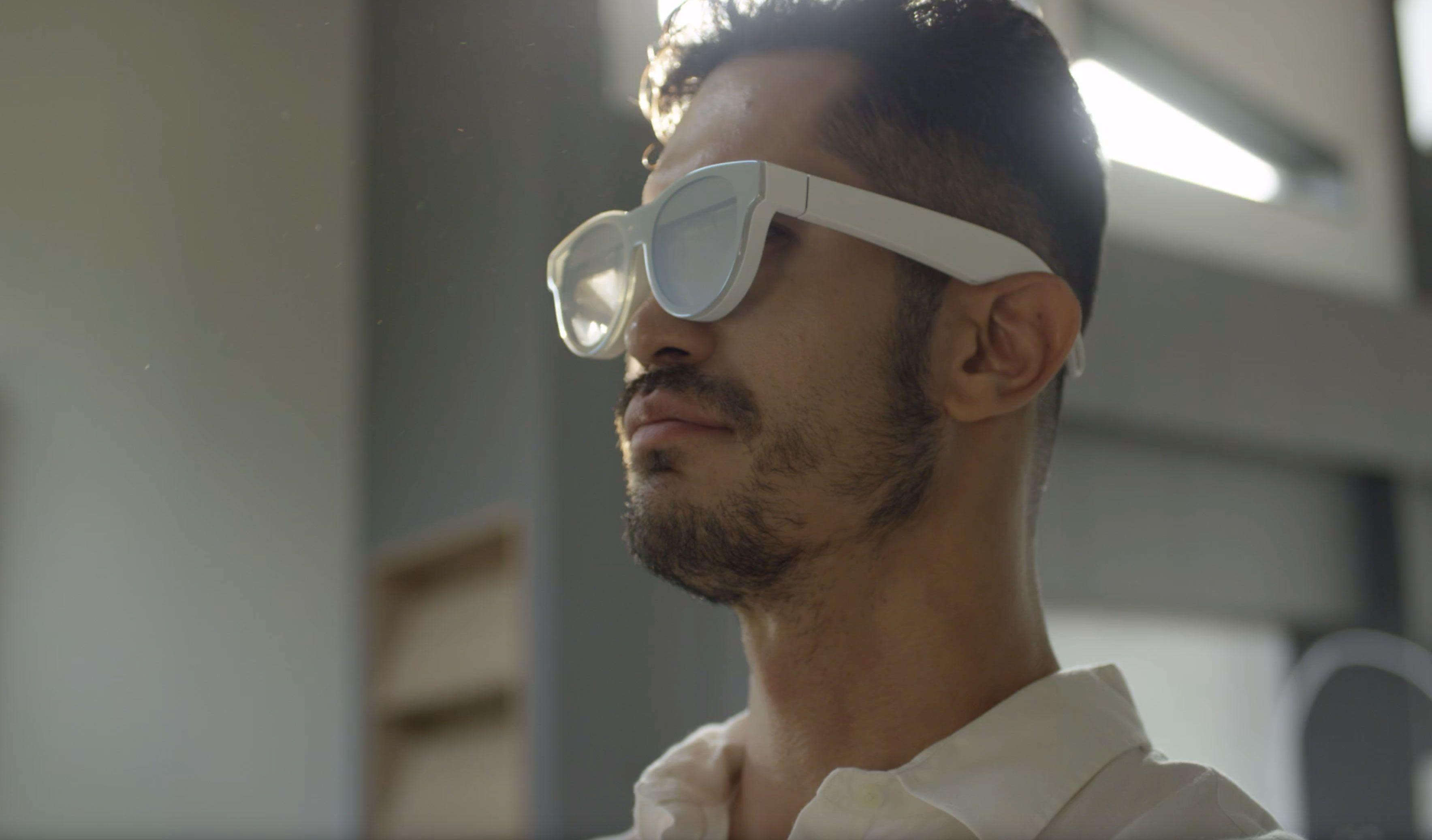 To nye konseptvideoer viser hvordan «Samsung Glasses Lite» kan fungere.