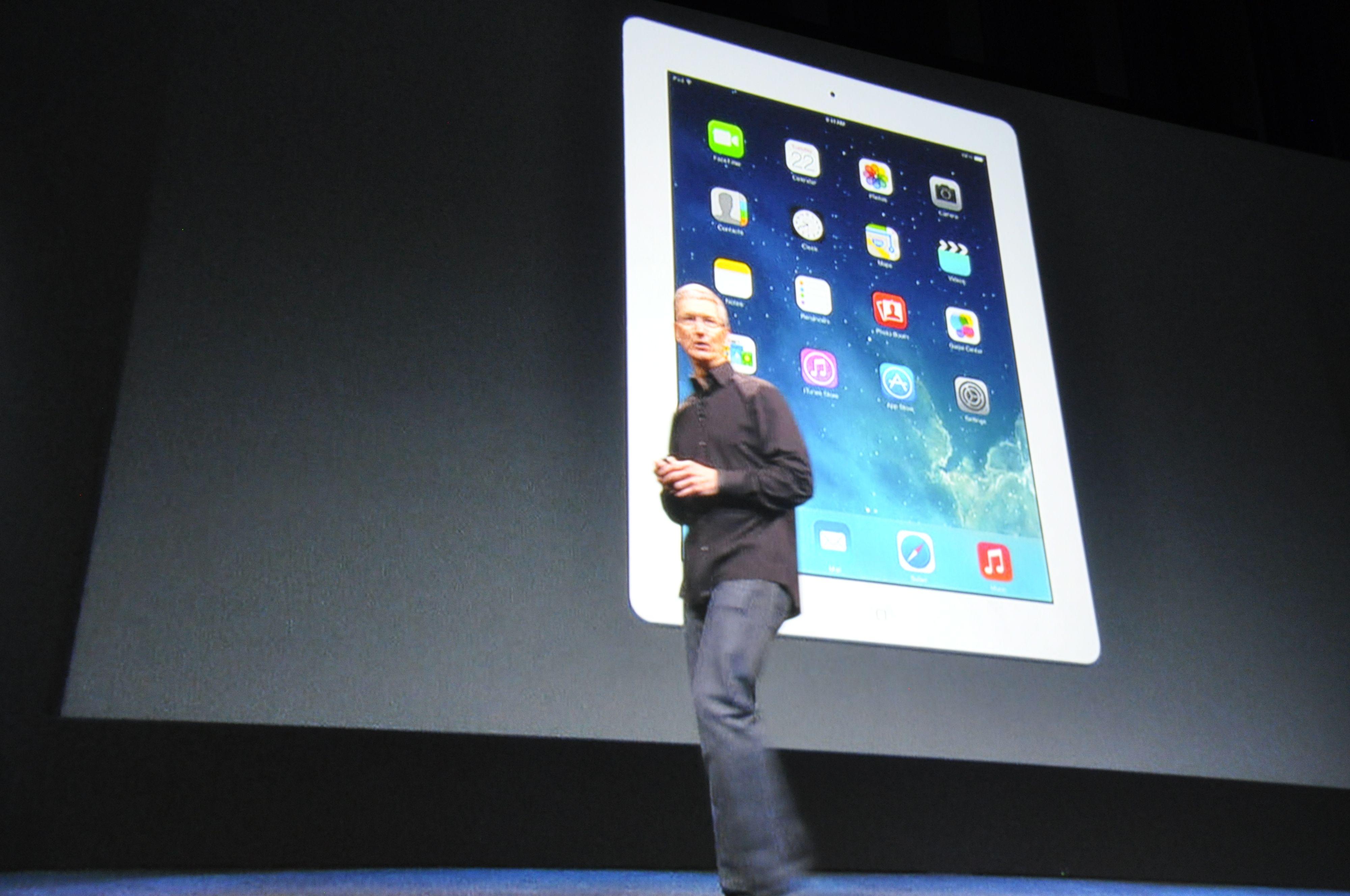 Tid for iPad-nytt! Foto: Finn Jarle Kvalheim, Amobil.no