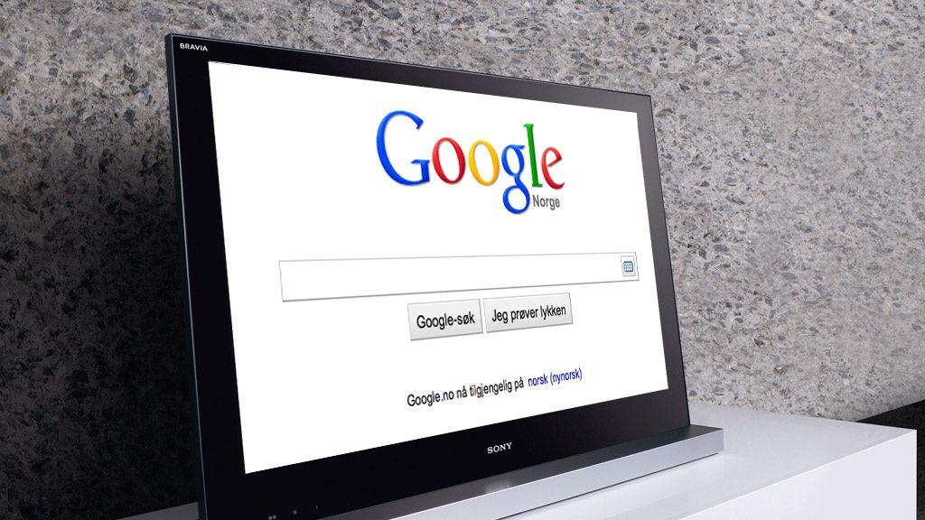 Google vil inn i TV-en din