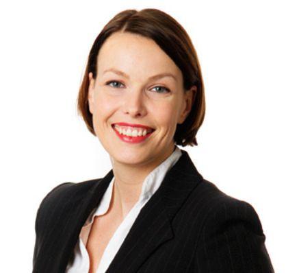 Kommunikasjonssjef i Stiftelsen Elektronikkbransjen, Marte Ottemo. Foto: Stiftelsen Elektronikkbransjen