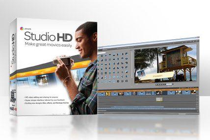 Videoredigeringsprogra til hjemmebruk.