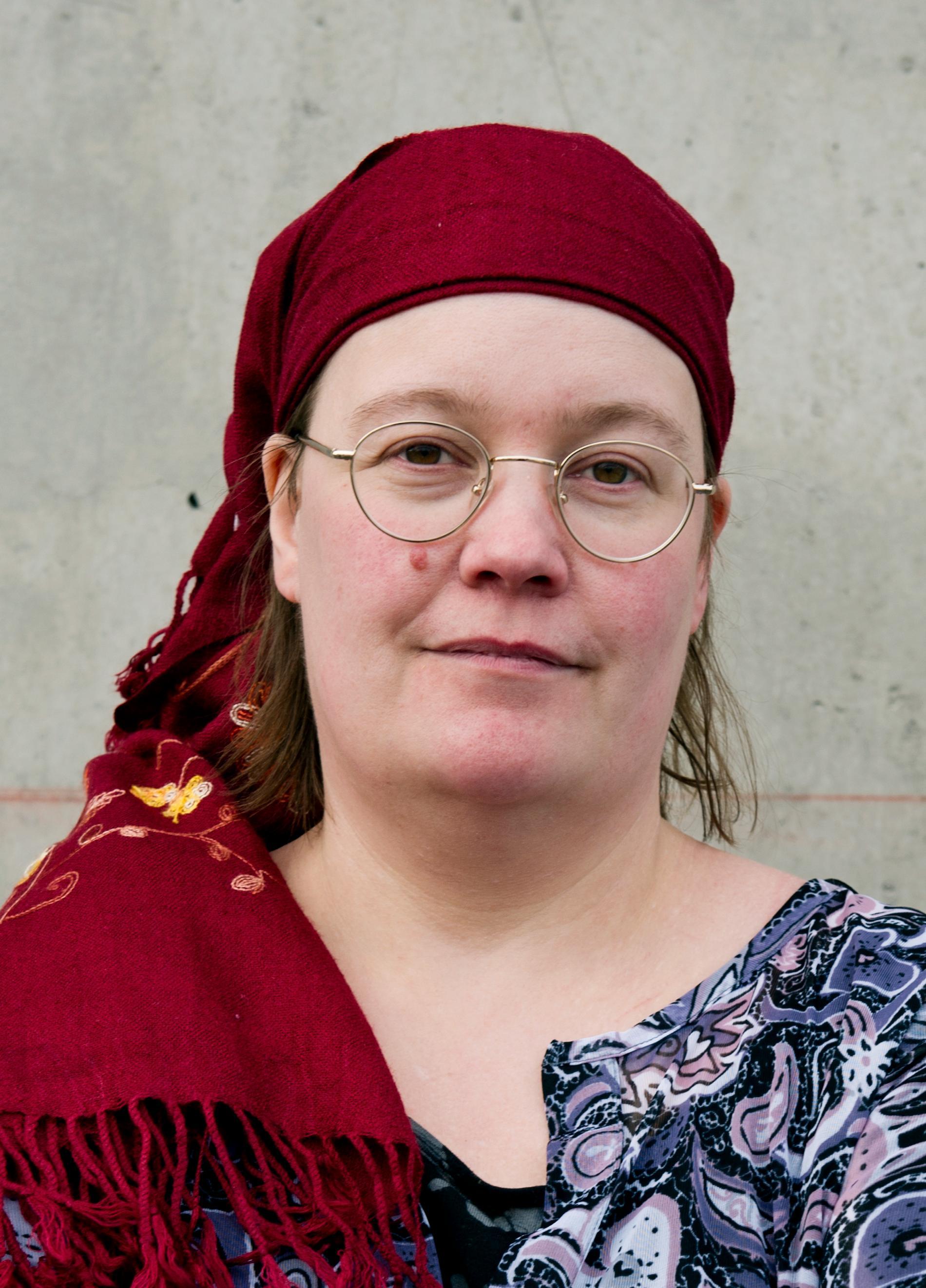 Hanna Tolander jobbar som astrolog.
