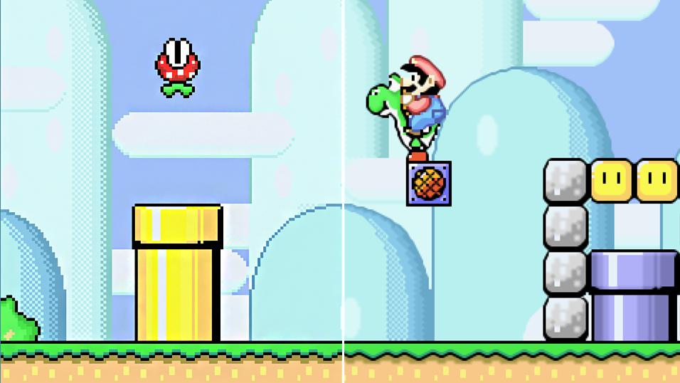 Slik får du langt bedre grafikk i Nintendo-klassikerne