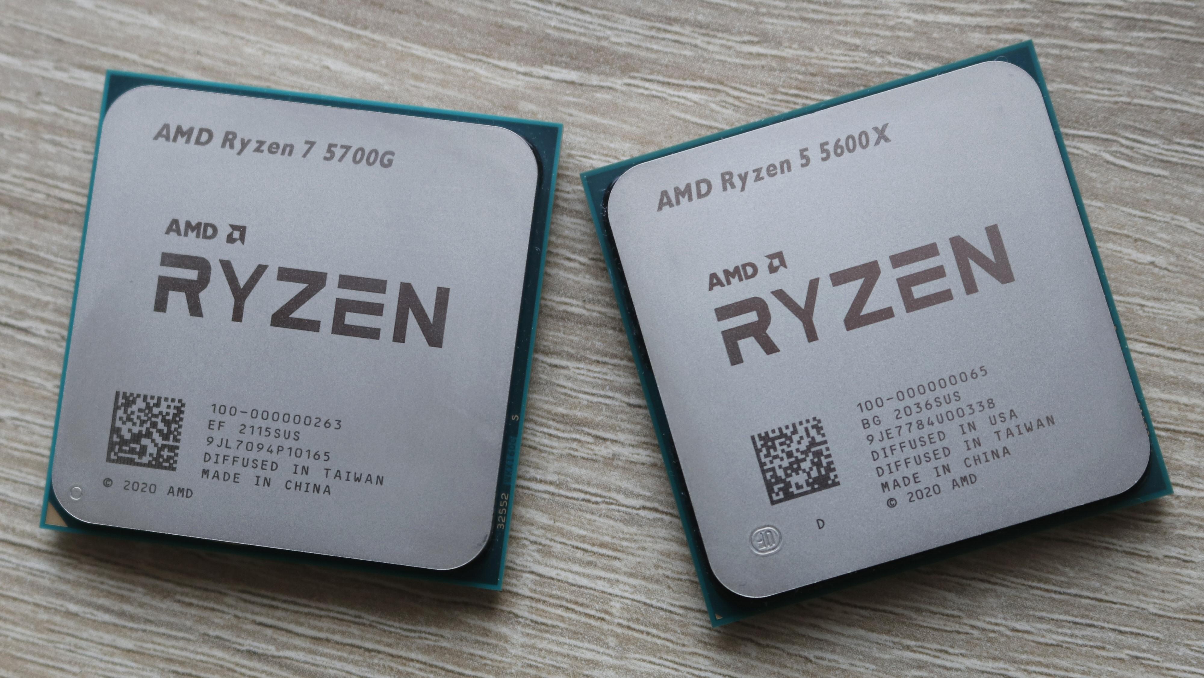 Ryzen 5 5600X er et knallgodt og rimeligere AMD-alternativ dersom du ikke trenger integrert grafikk.