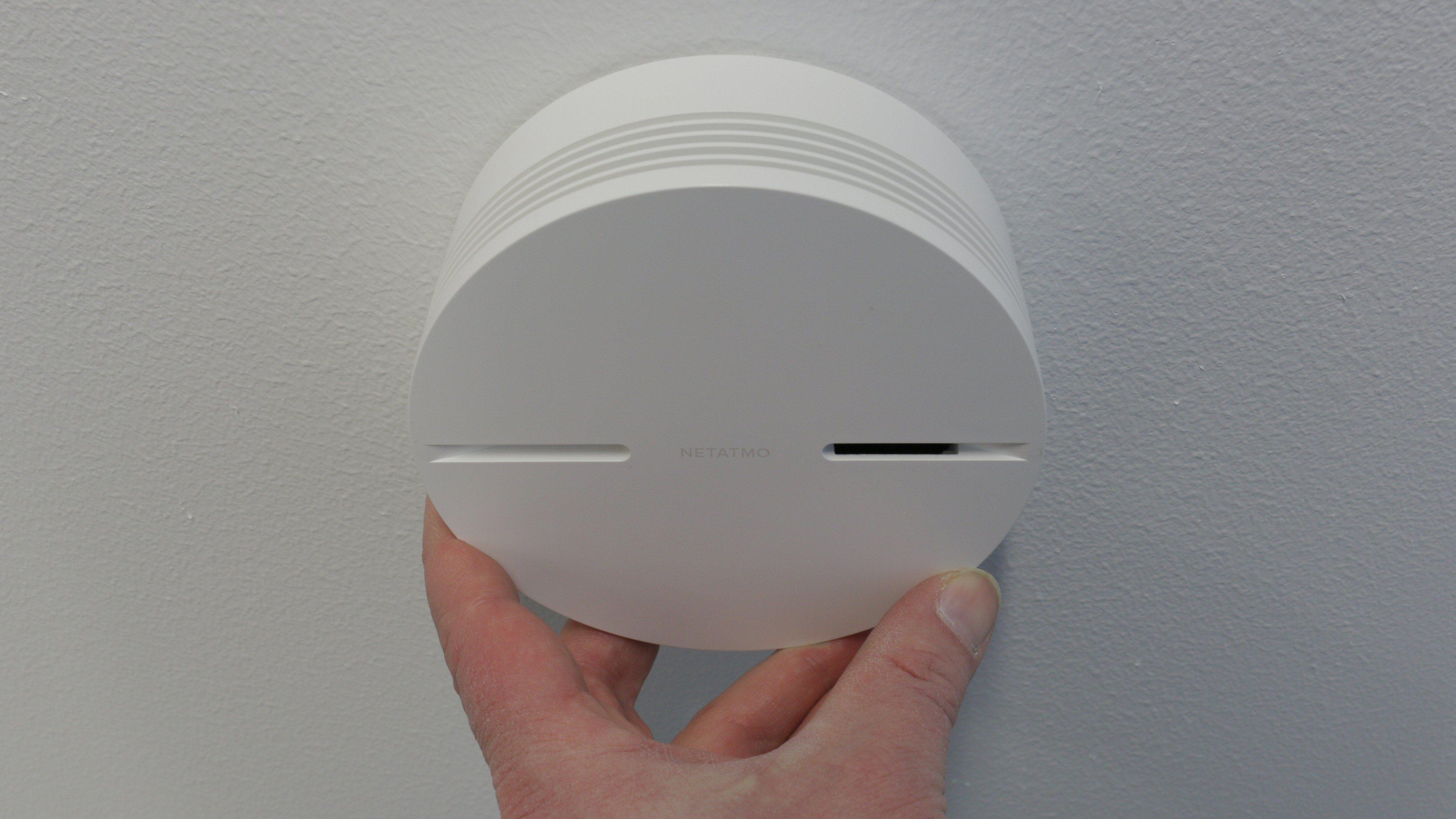 Netatmo Smart Røykvarsler