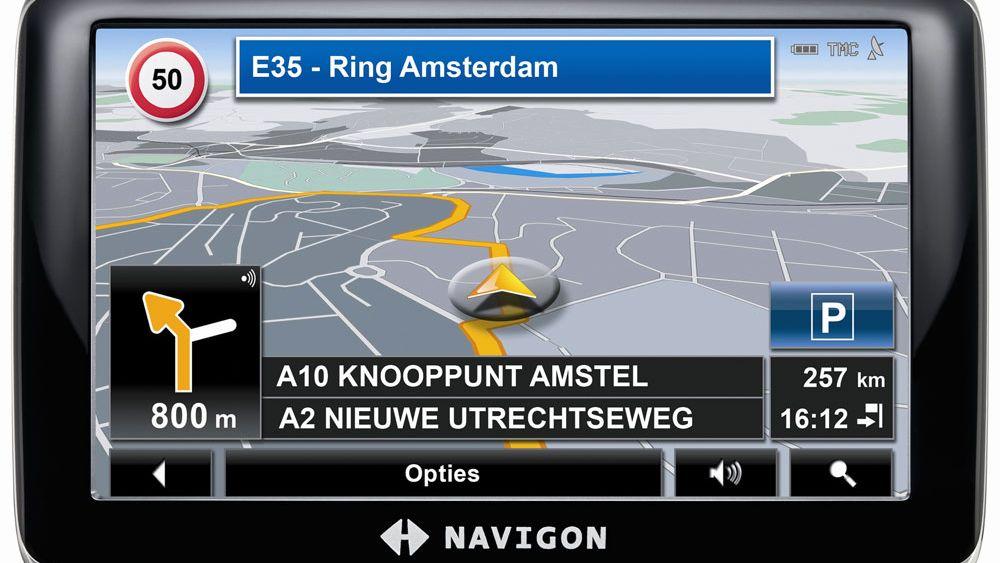 Navigon 4350 Max