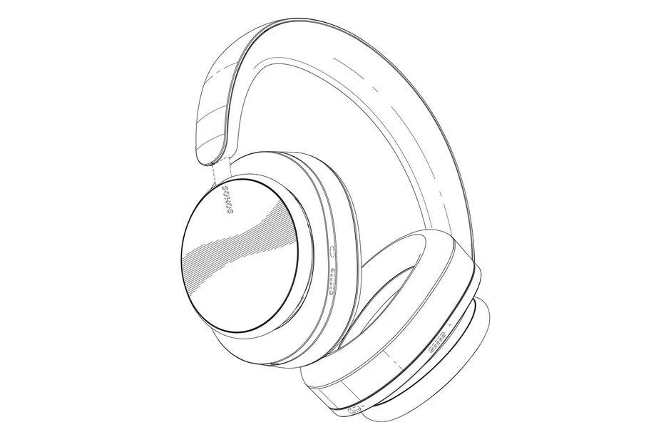 Dette skal angivelig være Sonos' kommende hodetelefoner.
