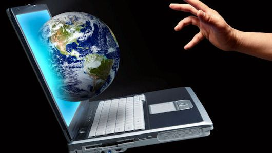 Bruker nettet under eksamen