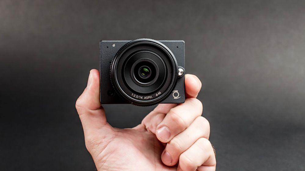 Som en GoPro med bedre bildekvalitet
