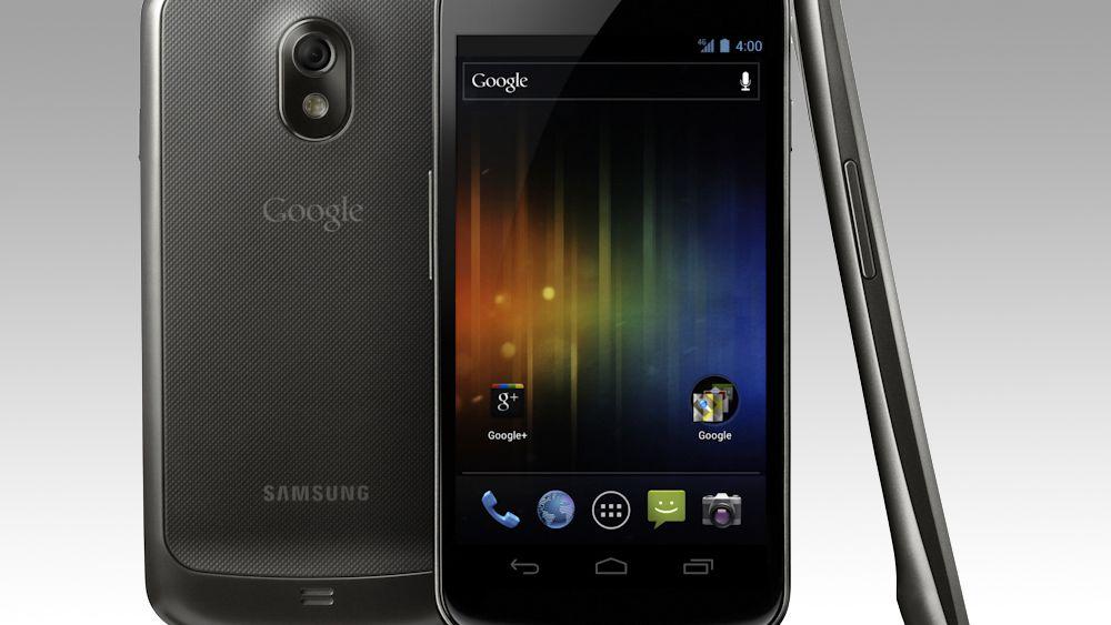 Samsung Galaxy Nexus utsatt til desember