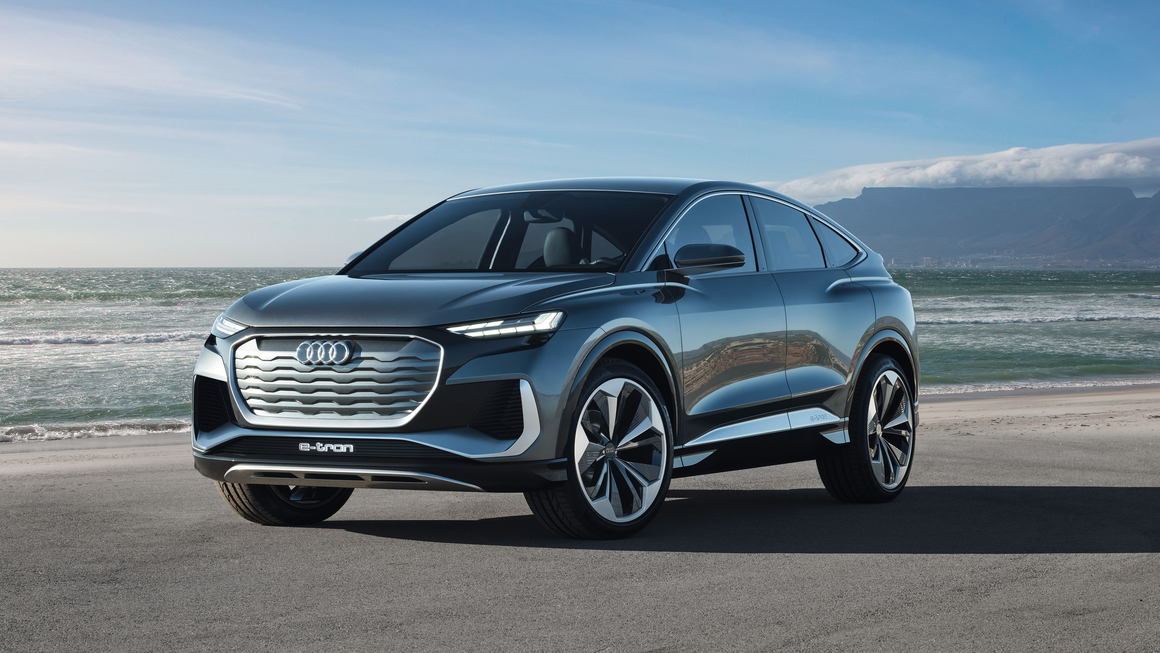 Audi slipper Sportback-versjon av sin kommende «billig-e-tron»