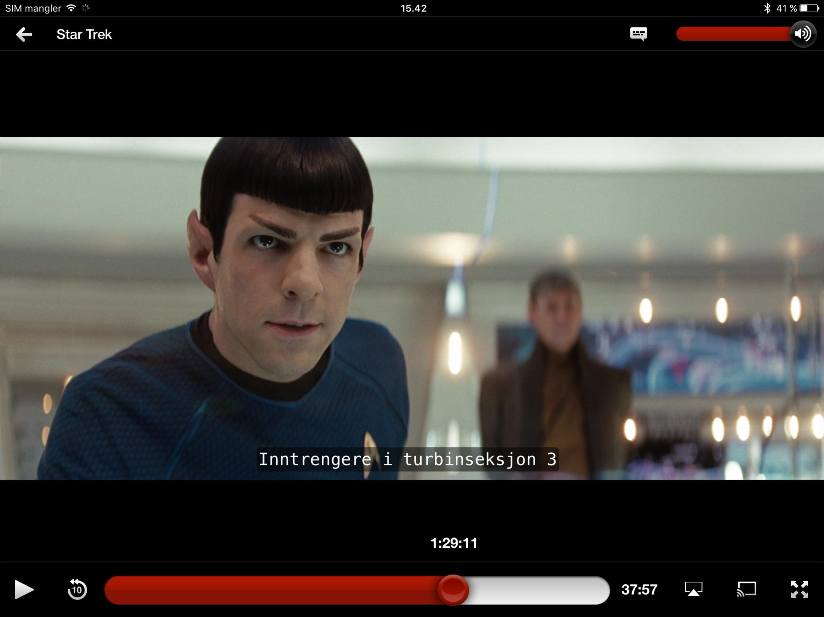 Tenk så mye større Spocks ører kunne blitt om iPad-skjermene ikke var 4:3.