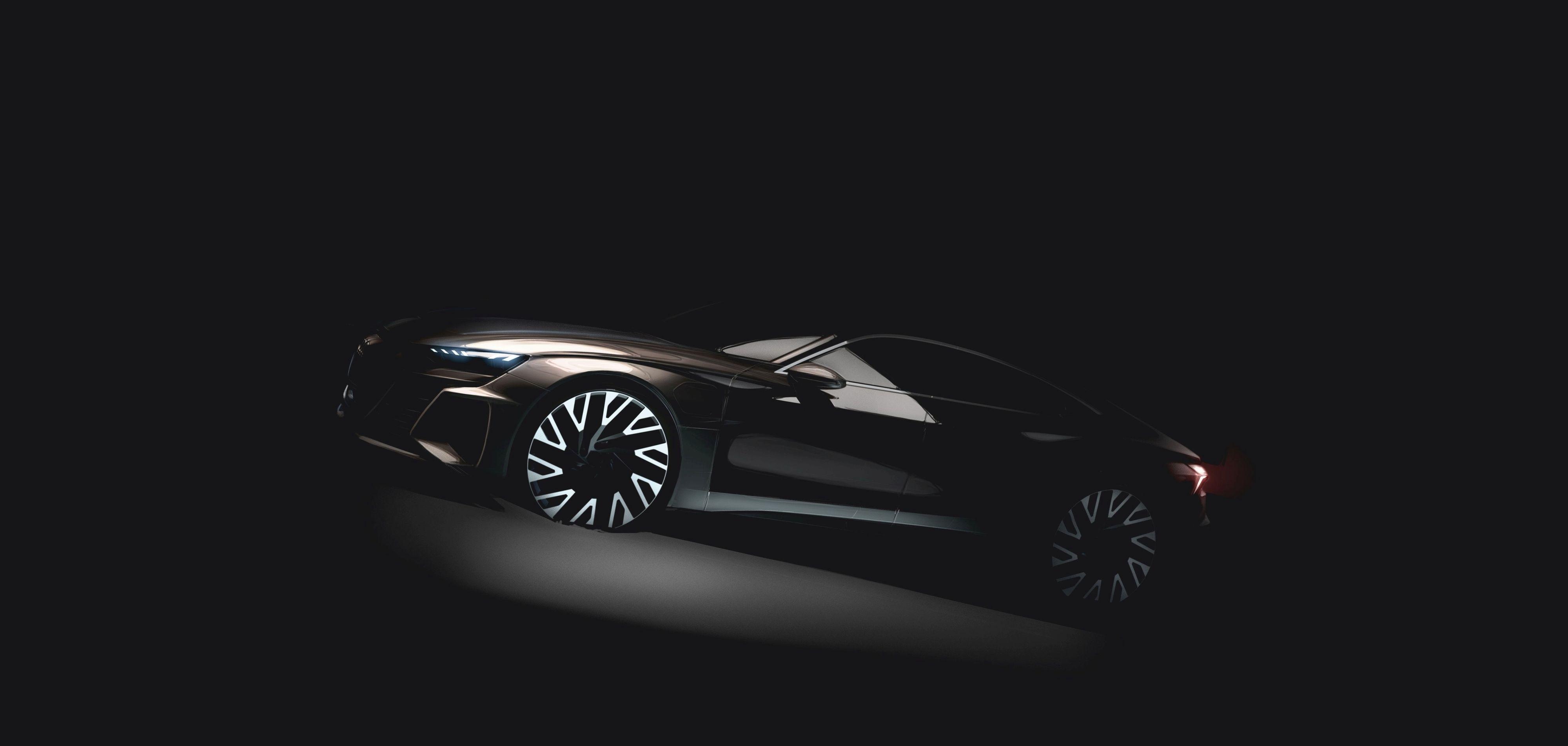 Audis nye elektriske sportsbil skal komme på markedet i 2020.