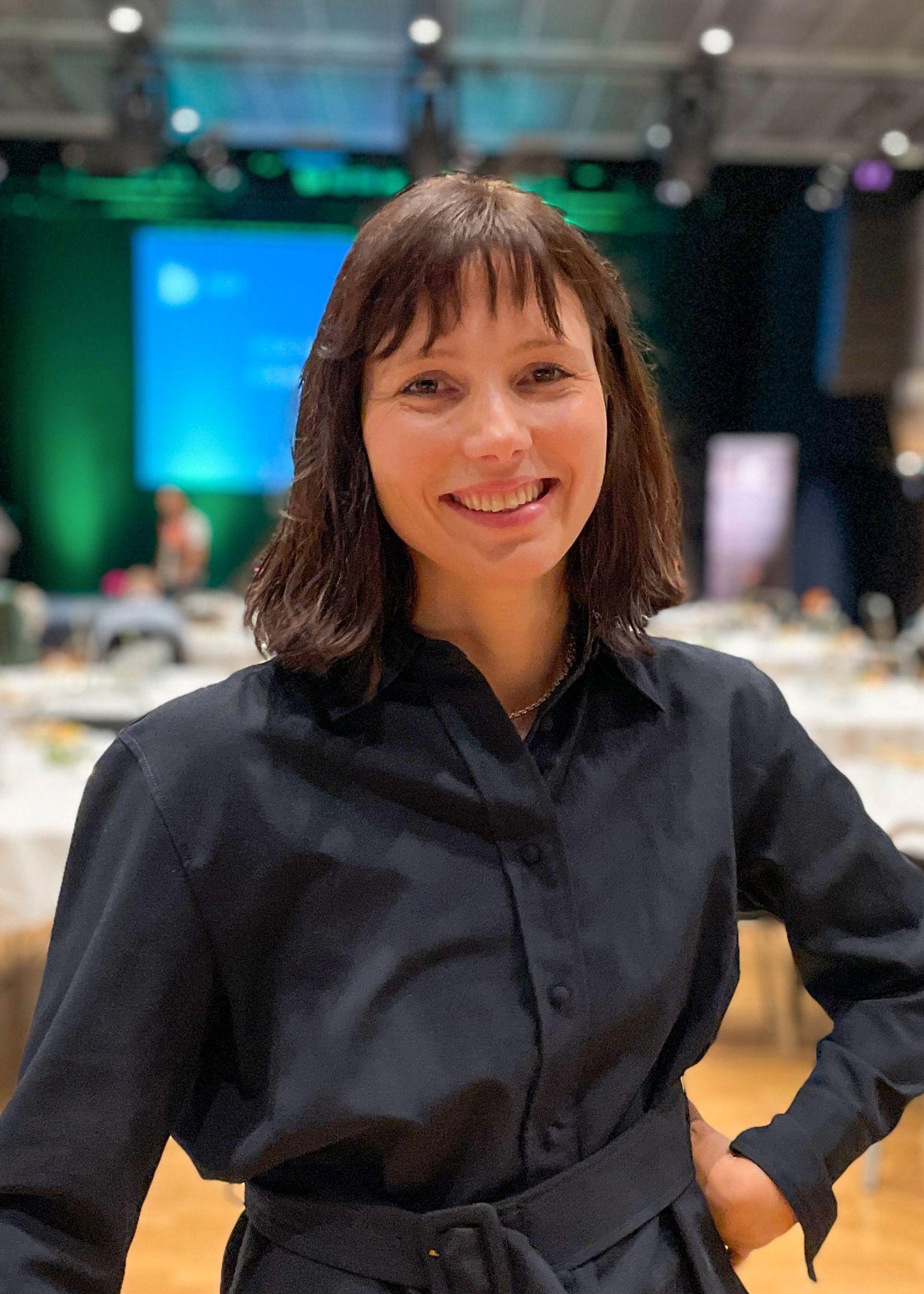 Hanne Sætre Thunestvedt, prosjektleder i Grieghallen.