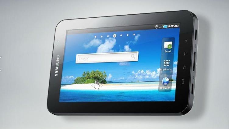 Galaxy Tab selger godt likevel