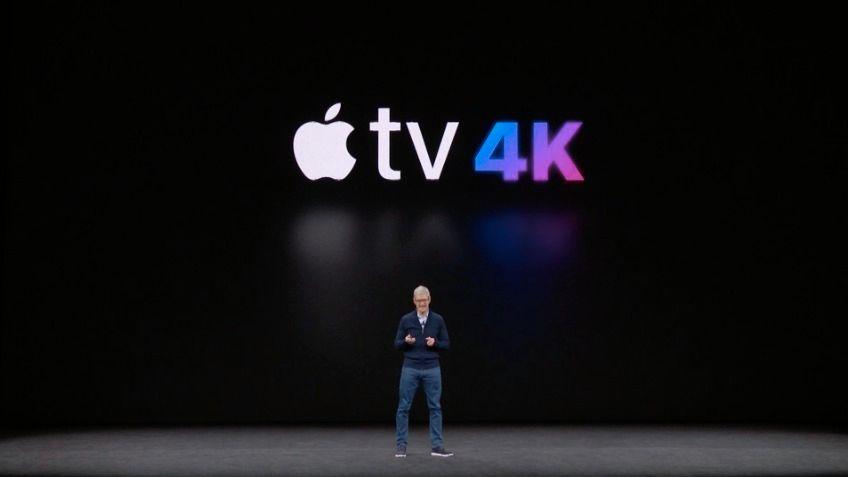 Lansert: Apple TV med støtte for 4K