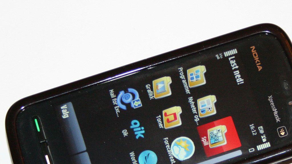 Test: Nokia 5800 XpressMusic