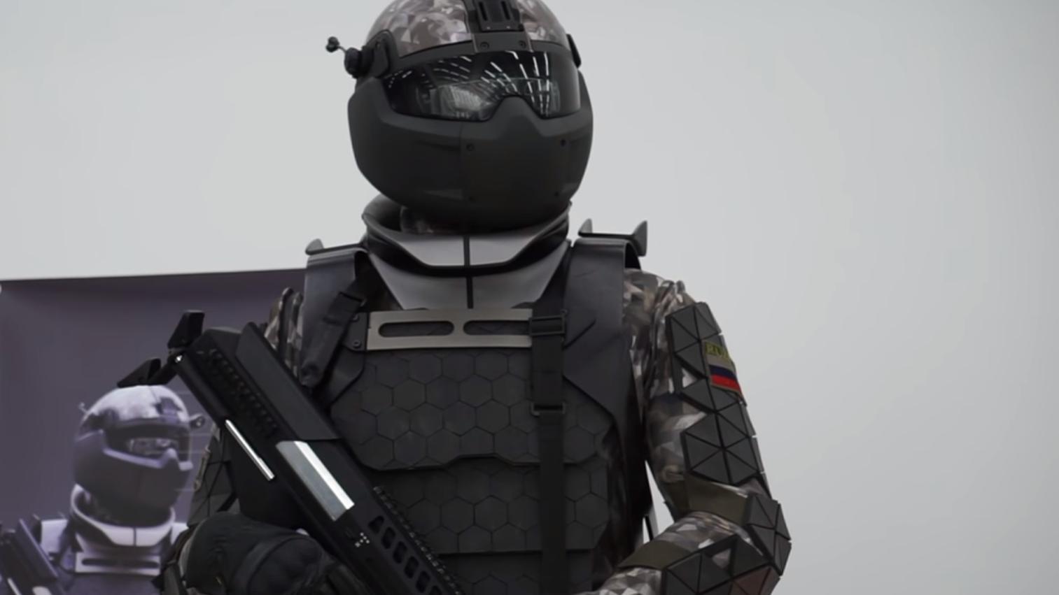 Slik kan Russlands fremtidige soldater se ut