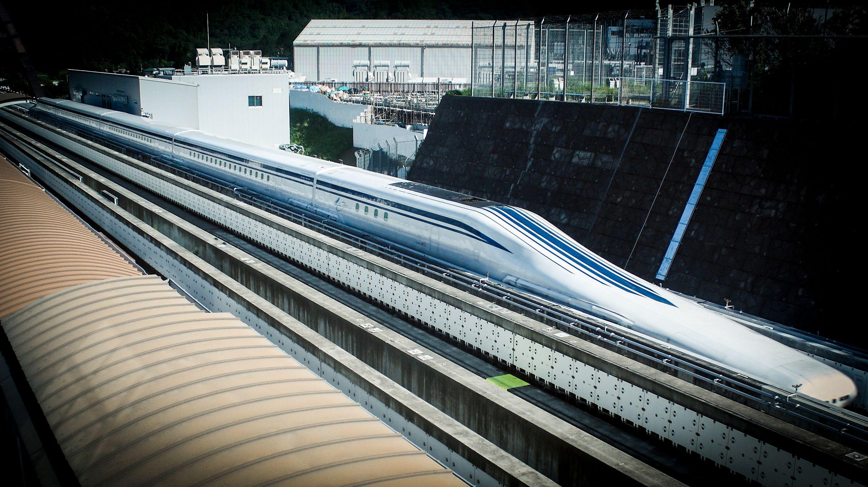 Slå den: 603 kilometer i timen med tog