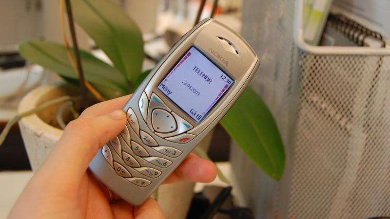 Retrotest: Nokia 6100