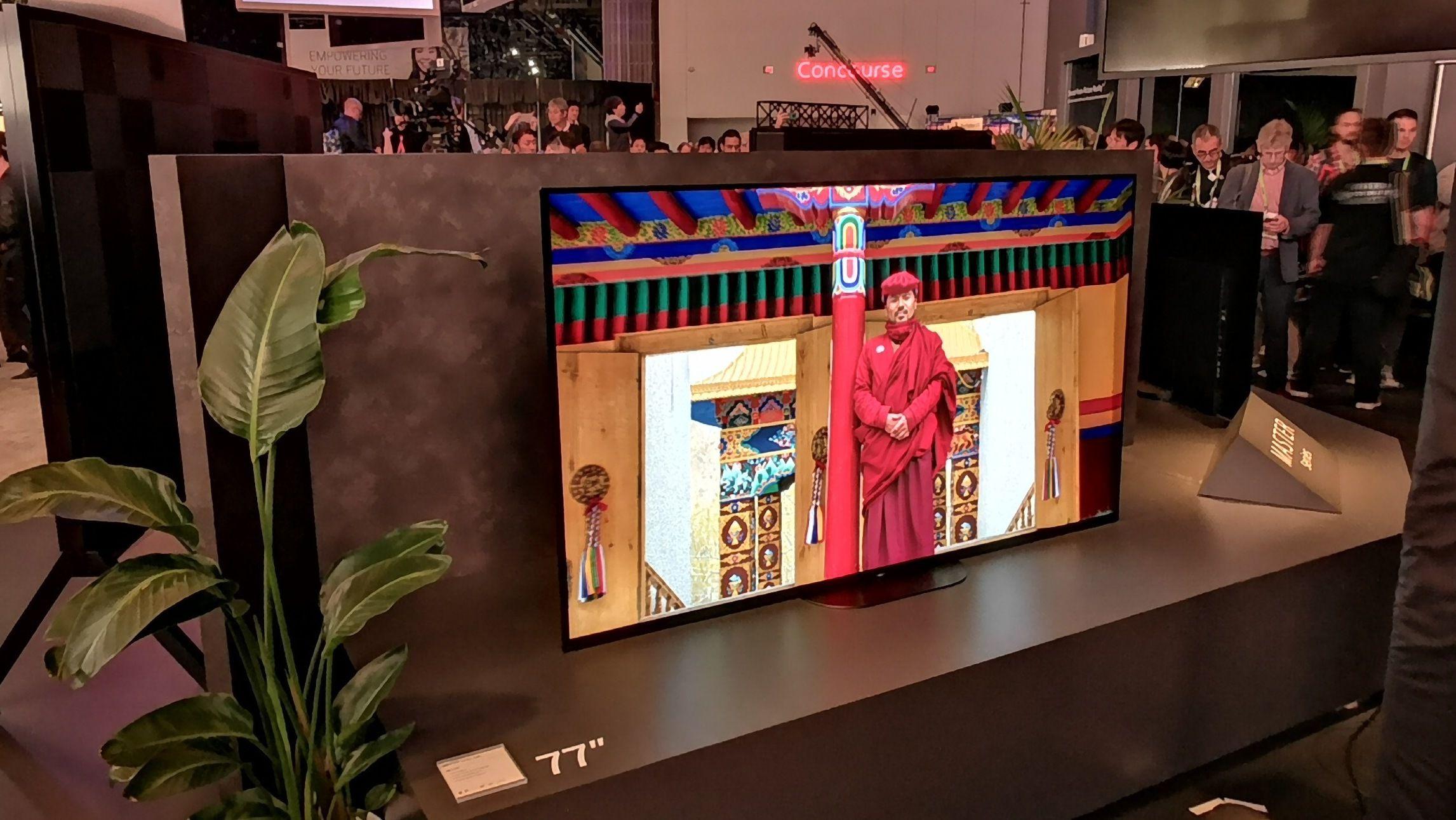 Sonys OLED kommer i ny utgave og hele veien opp til 77 tommer