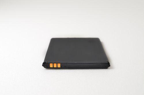Mobilbatteriene kan snart bli mye større takket være Sony. Bildet viser et vanlig mobilbatteri.