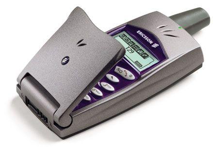 T29 fra Sony Ericsson var en oppgradering fra T28 - nå med WAP og litt kraftigere lokk.