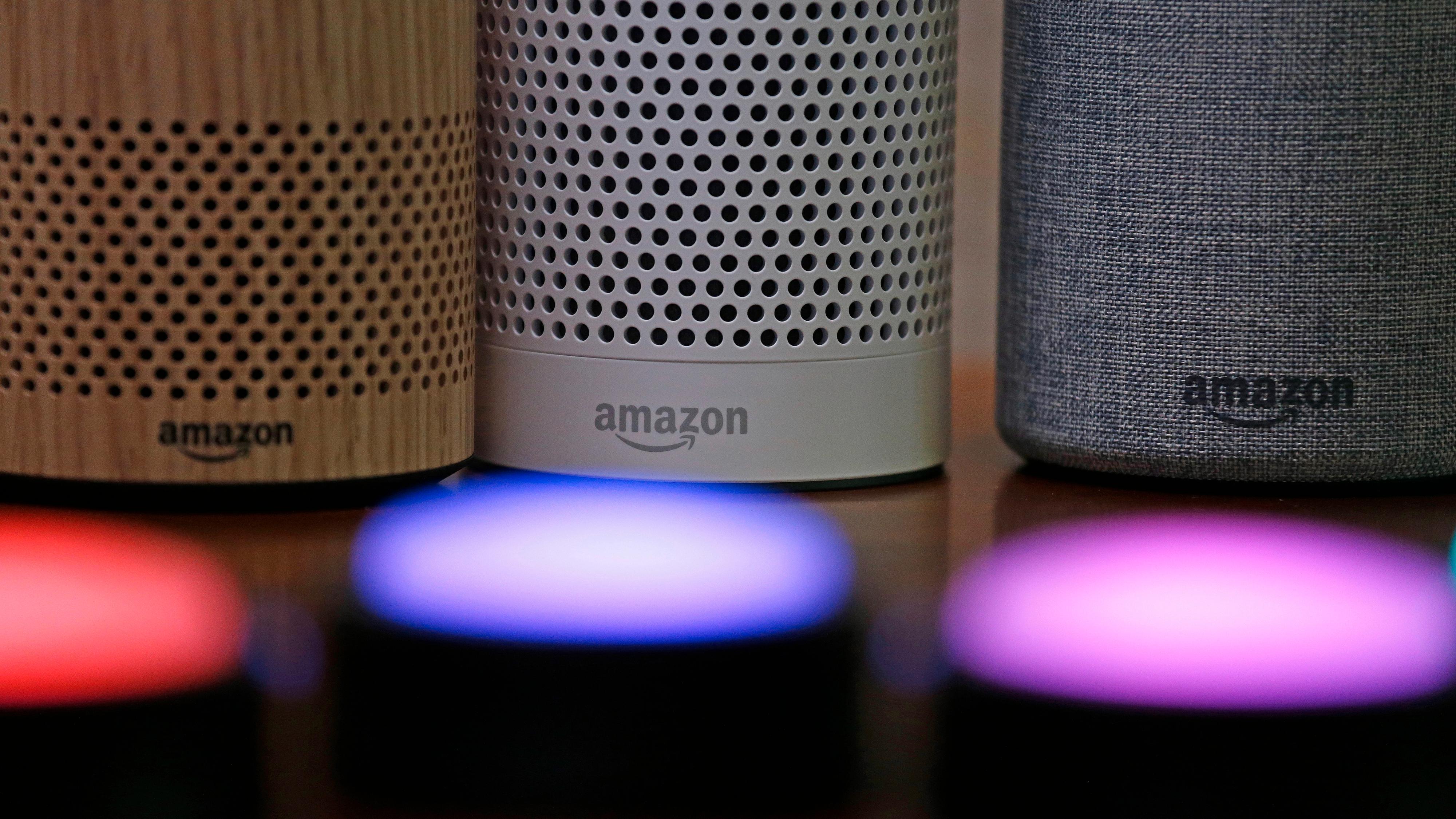 Knusende seier for Amazon på smarthøyttalermarkedet i USA