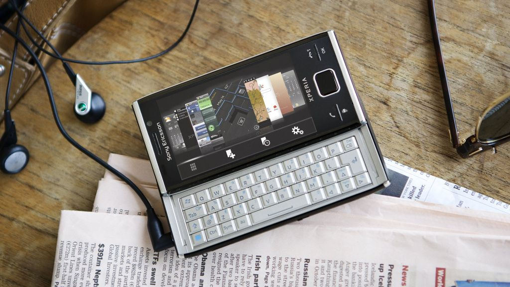 Test: Sony Ericsson Xperia X2 - Treg businessmobil