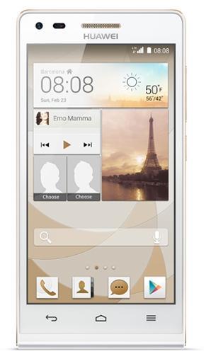 En av Huaweis nyeste Android-mobiler, Ascend G6 4G.Foto: Huawei
