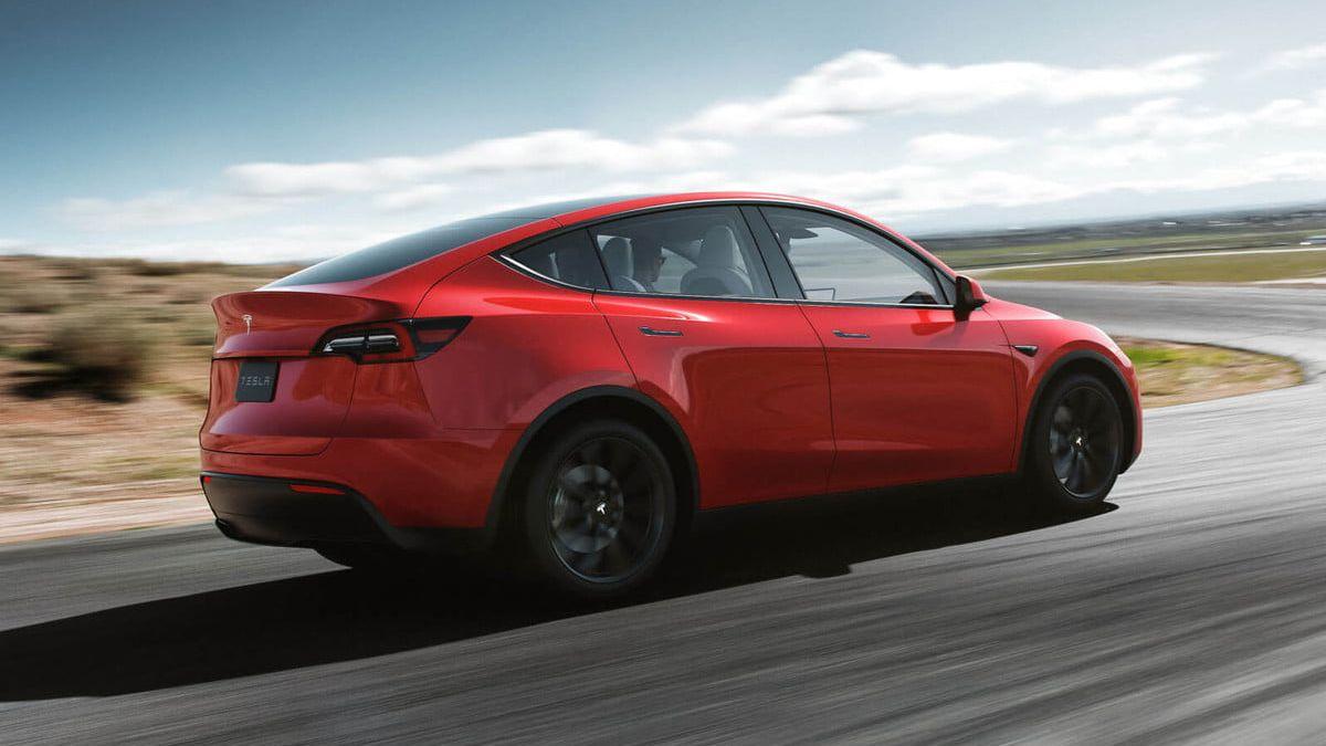 Tesla fjerner den billigste Model Y-varianten