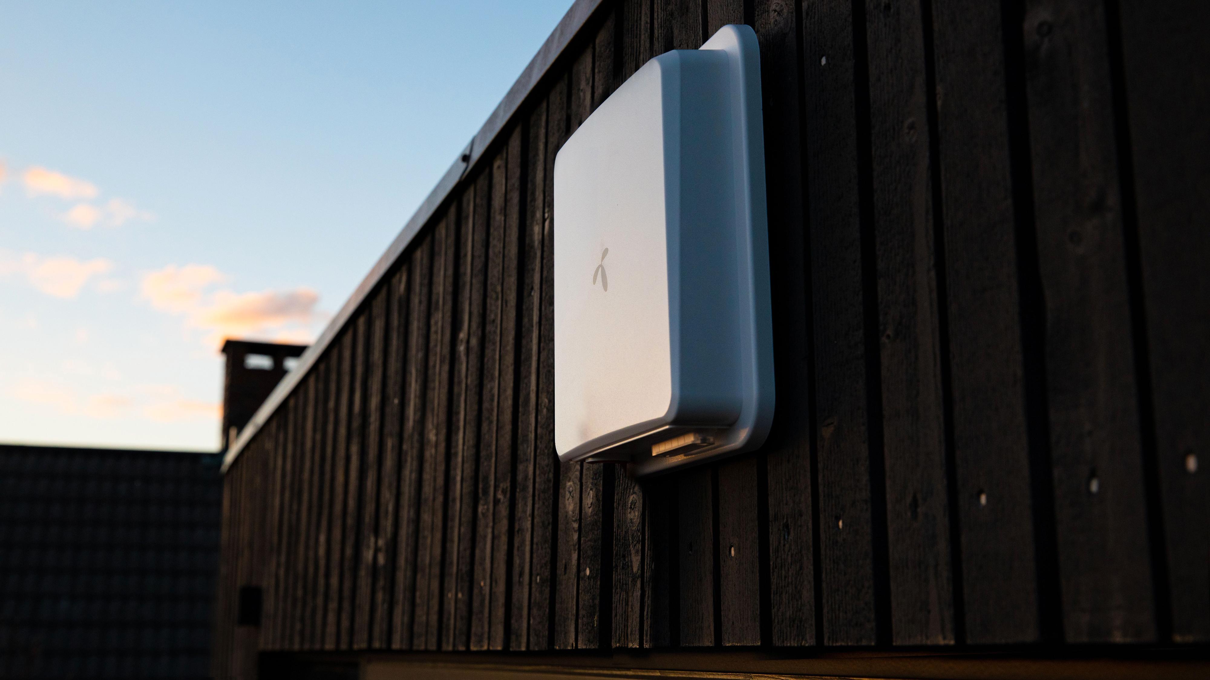 Telenor øker hastigheten på trådløst bredbånd