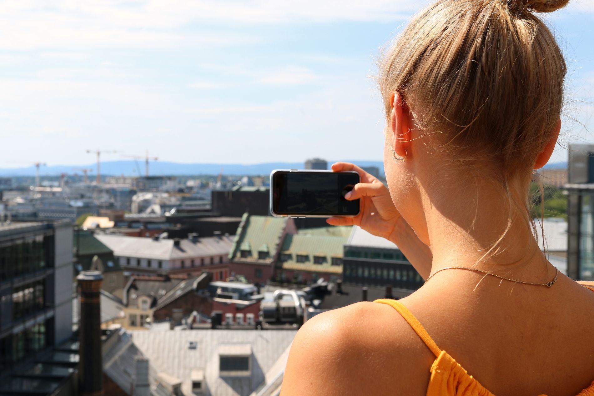 Det er leit å miste fine ferieminner. Med Min Sky får alle Telenor-kunder ubegrenset lagring av mobilbilder.