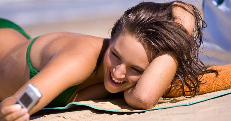 Slik unngår du mobilfellene i ferien