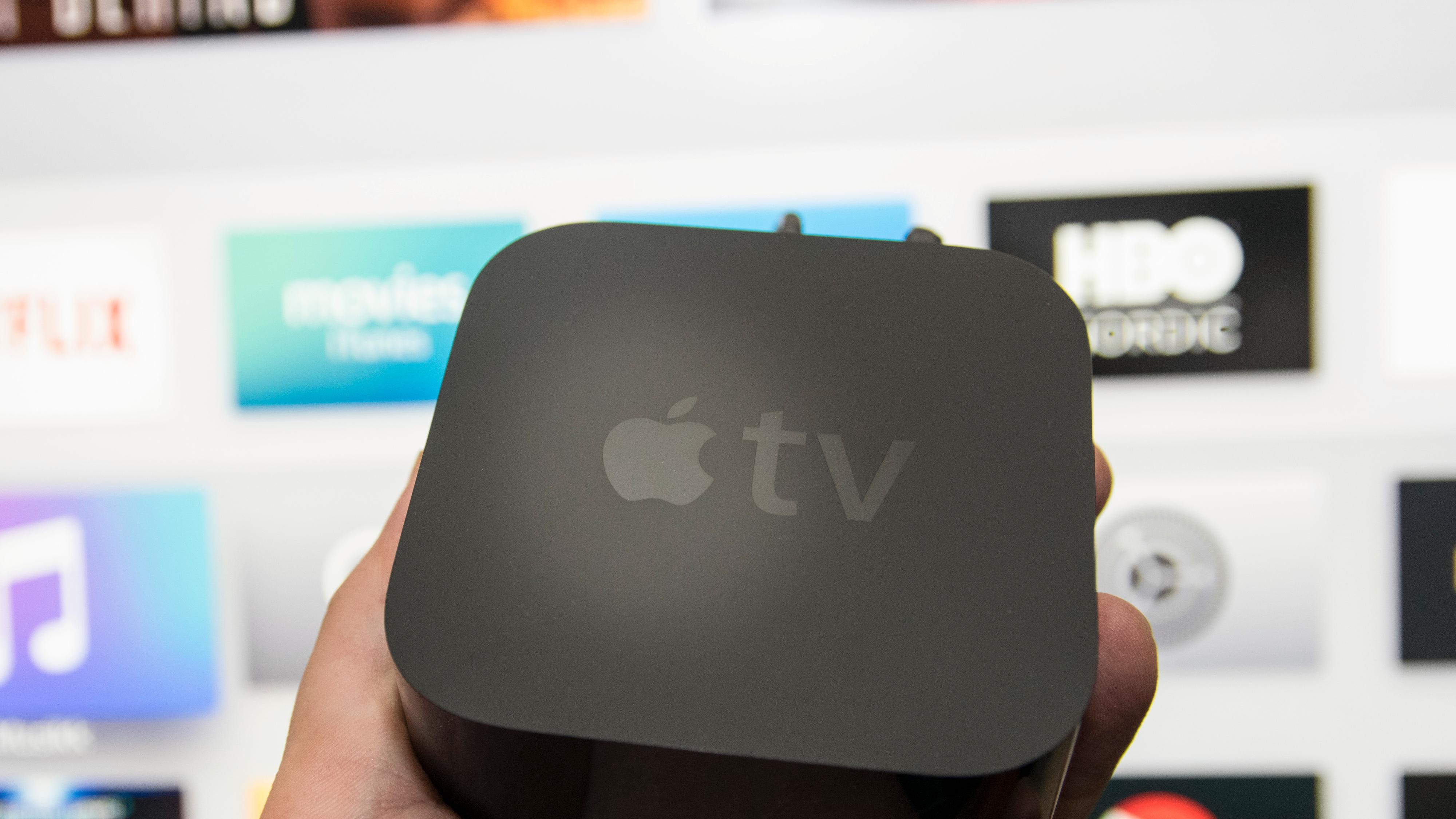 Oppdatering hinter om ny Apple TV