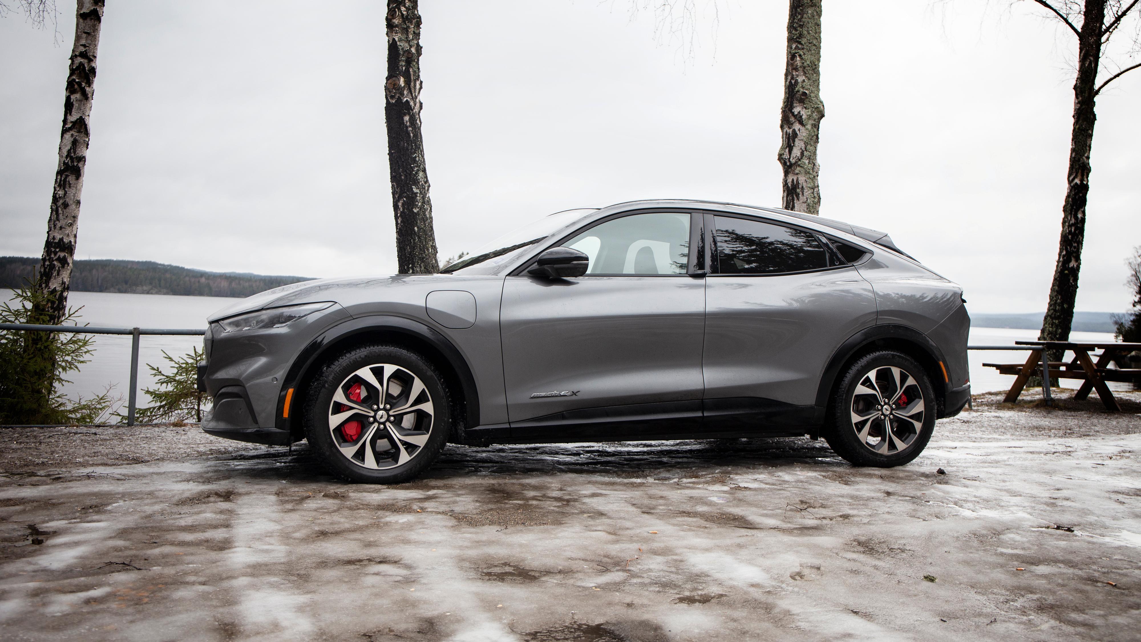De mest solgte bilene i mai: Pangstart for Mustang Mach-E
