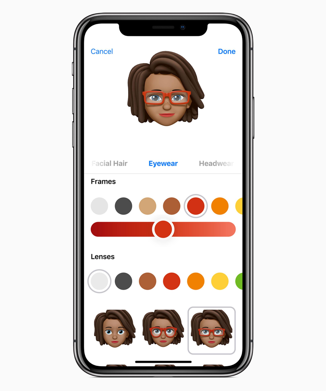 Nå skal du kunne lage animerte emoji av deg selv.