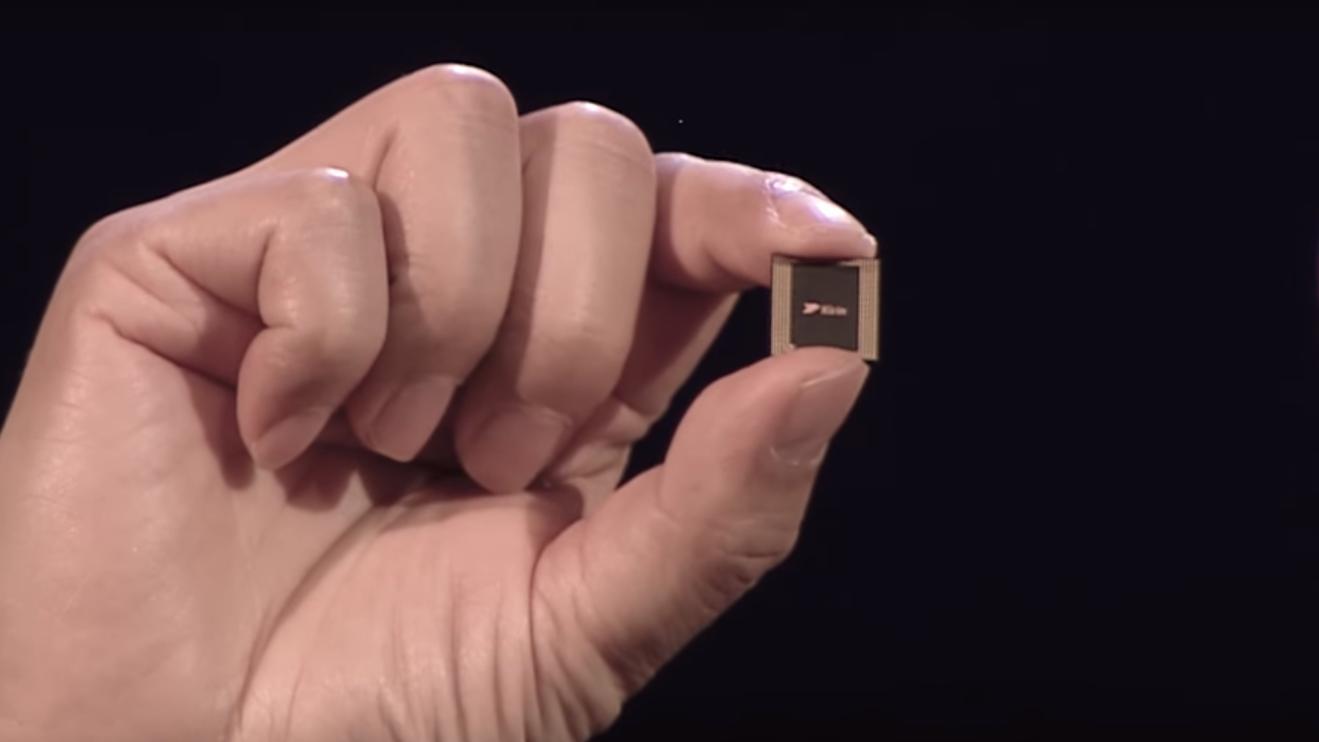 Huawei har stappet 5,5 milliarder transistorer inn i sin første «kunstig intelligens»-prosessor