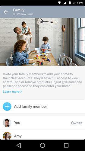 Innføringen av familiekontoer er den manglende puslebiten, ifølge Nest.